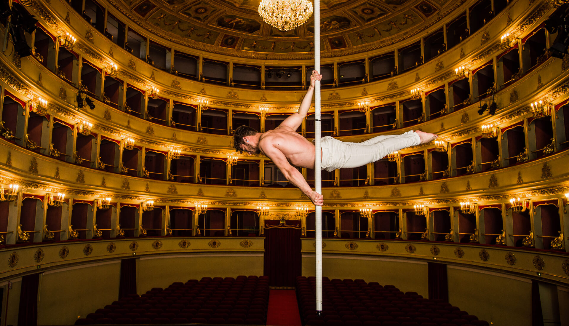 Spinning Poles - Aerial Poles