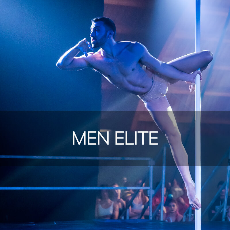 Photo pole art italy man elite
