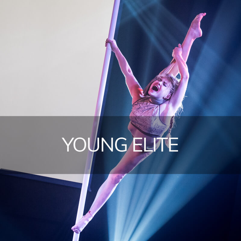 Photo pole art italy 2016 young elite
